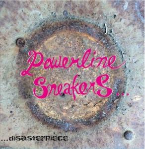 POWERLINE SNEAKERS disasterpiece CD