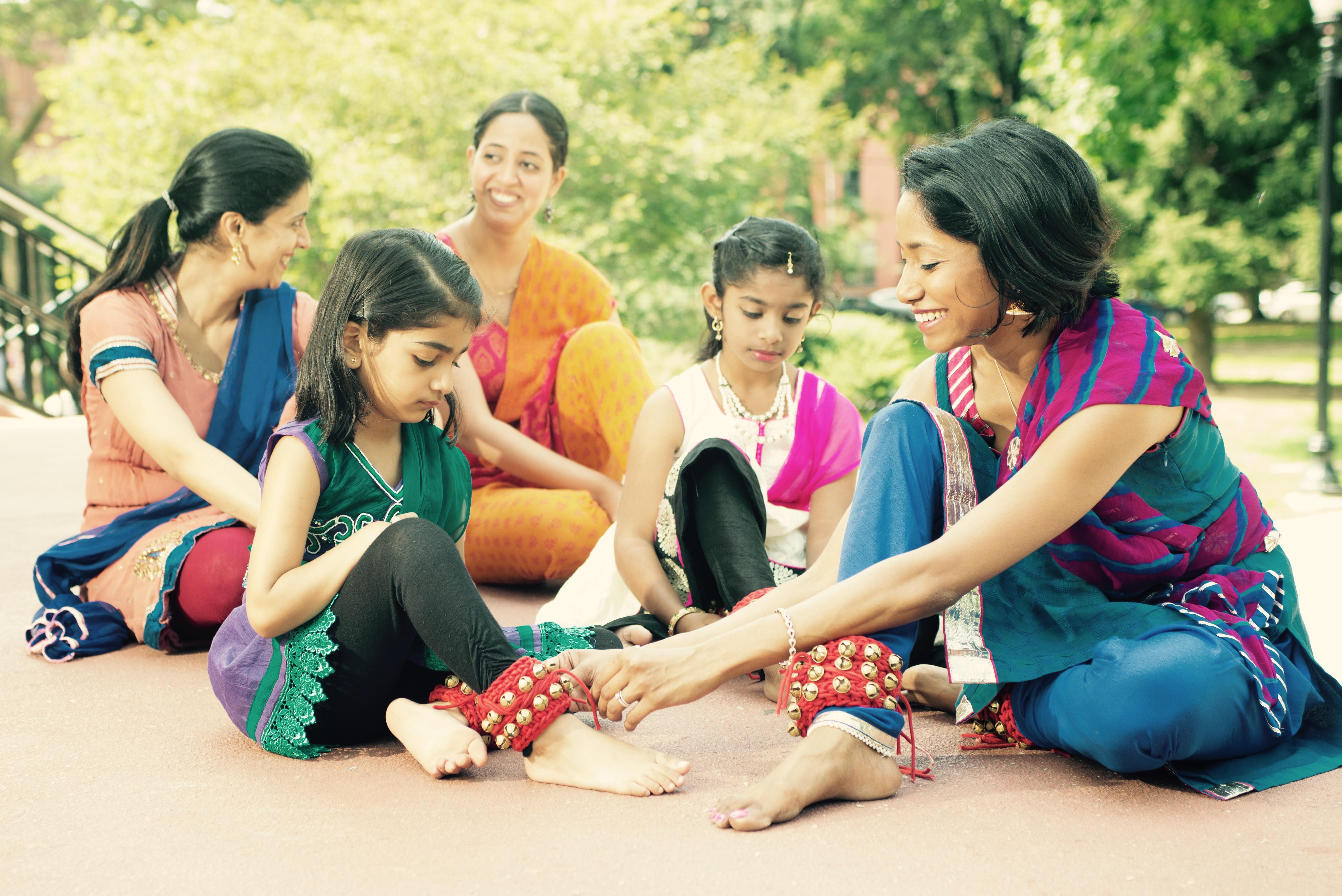 Bharatanatyam Junior - Level 4 I 8-15 yo