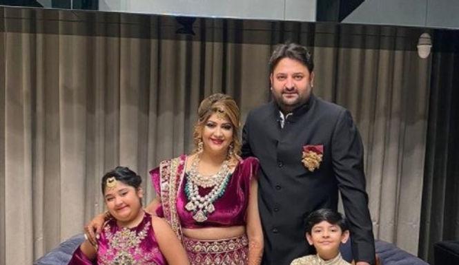 Aksha Kamboj,Mishka Kamboj,Avyaan Kamboj and Mohit Kamboj.jpg