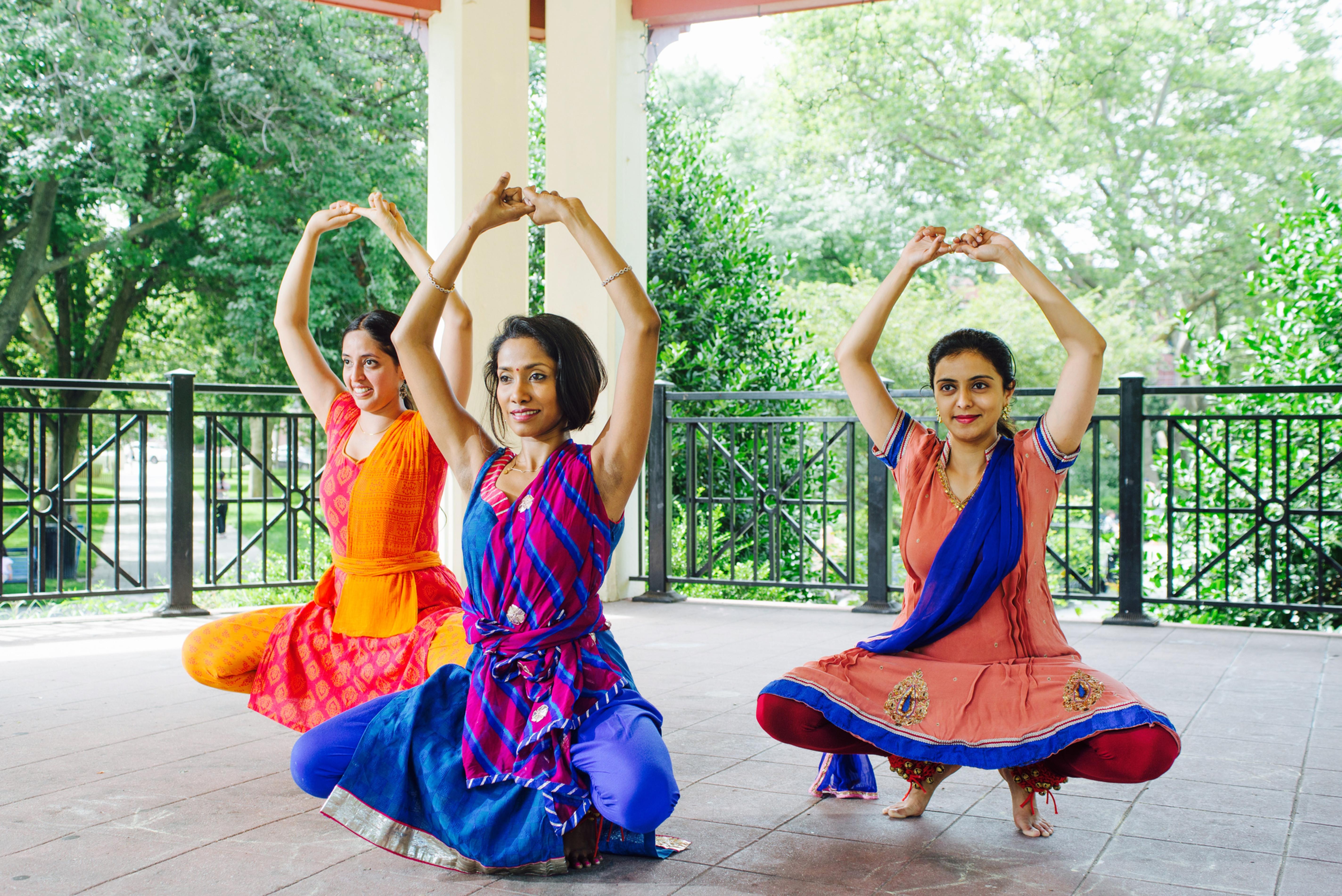 Bharatanatyam Intermediate I Adults