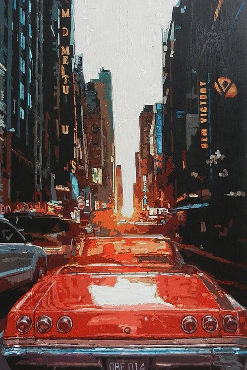 La cab