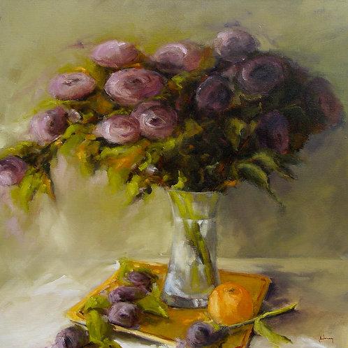 Bouquet à l'orange