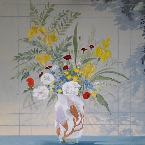 Le vase d'Emile Gallé
