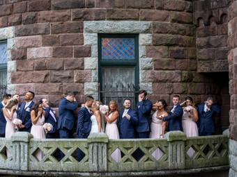Lamberts Castle Bridal Party.jpg