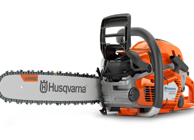 Nye motorsager Husqvarna 545 Mark II og 550 XP® Mark II