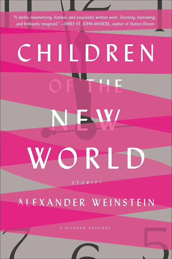 CHILDREN OF THE NEW WORLD | aweinsteinfiction