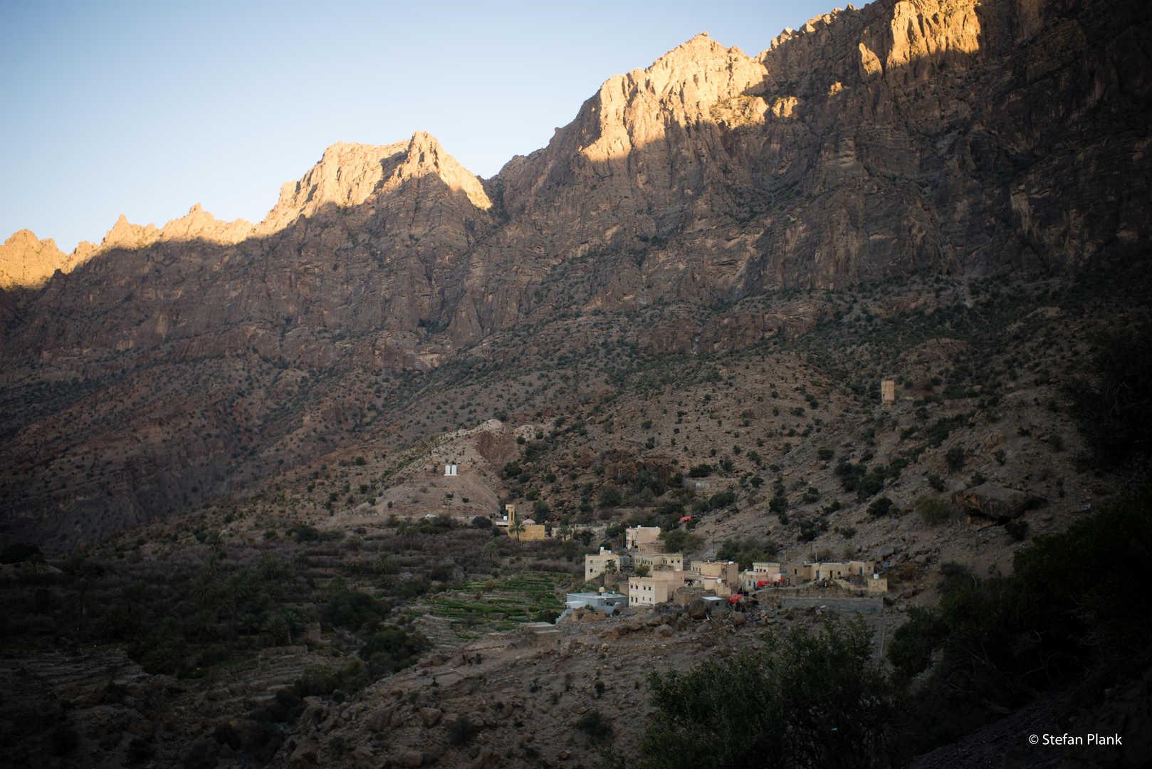 Oman: Das Bergdorf Hadasch