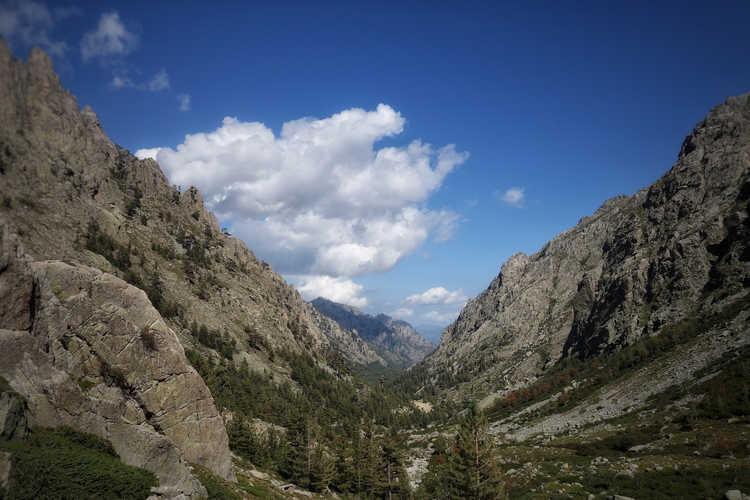 Das Restonica Tal