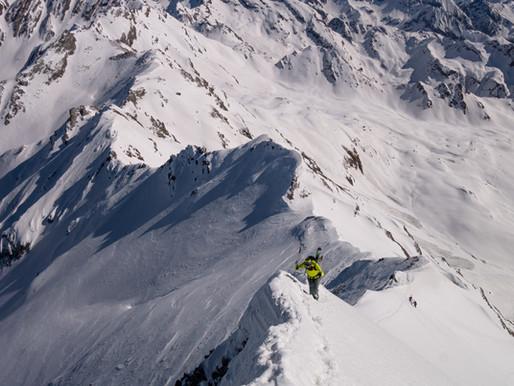 Pfunderer Quartett - Skitour