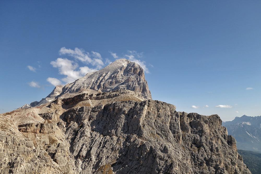 Alpinklettern Dibona Falzarego Tofane