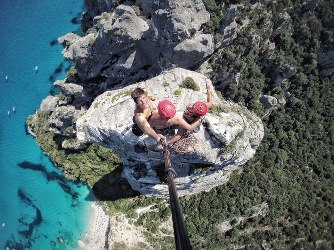 Cala Goloritze Sardinien Klettern