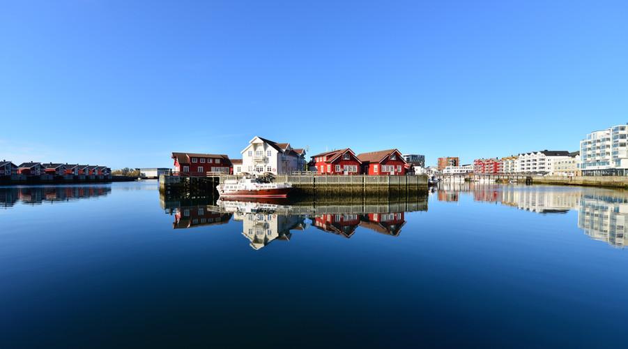 Wunderschöne Ortschaften