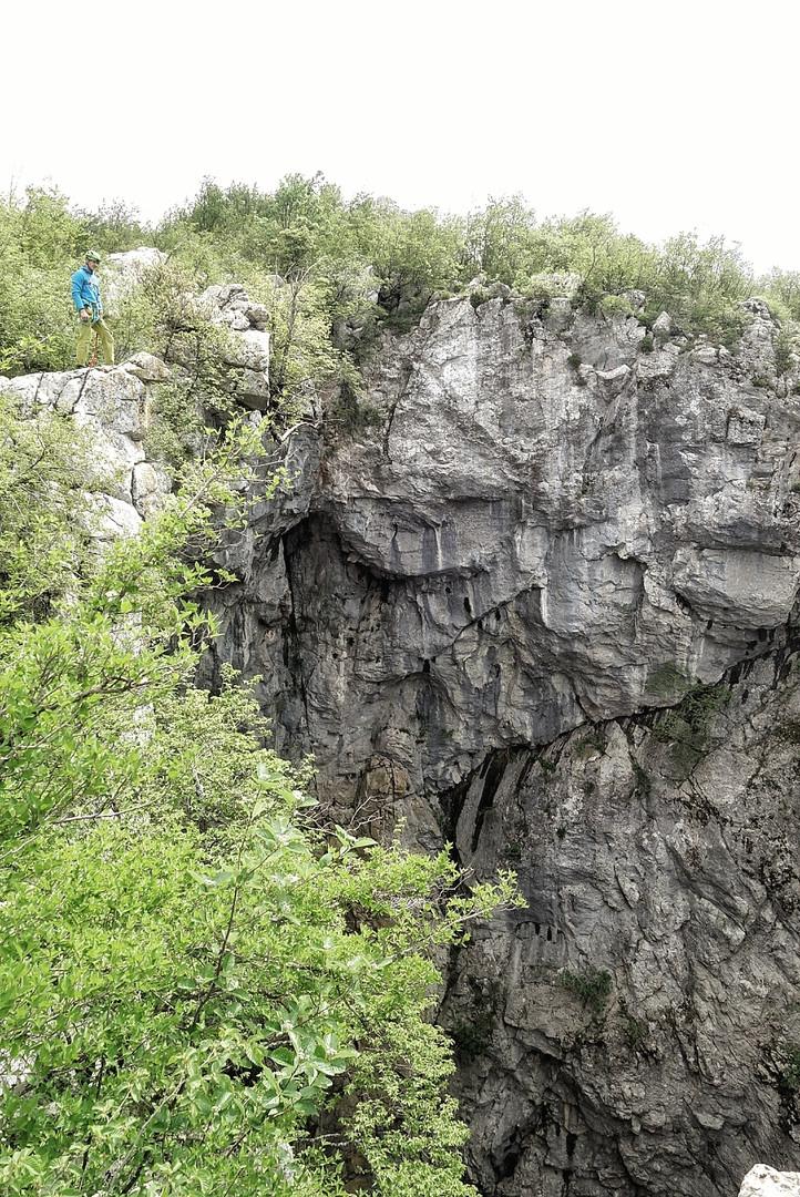 Mamet Cave - Kroatien