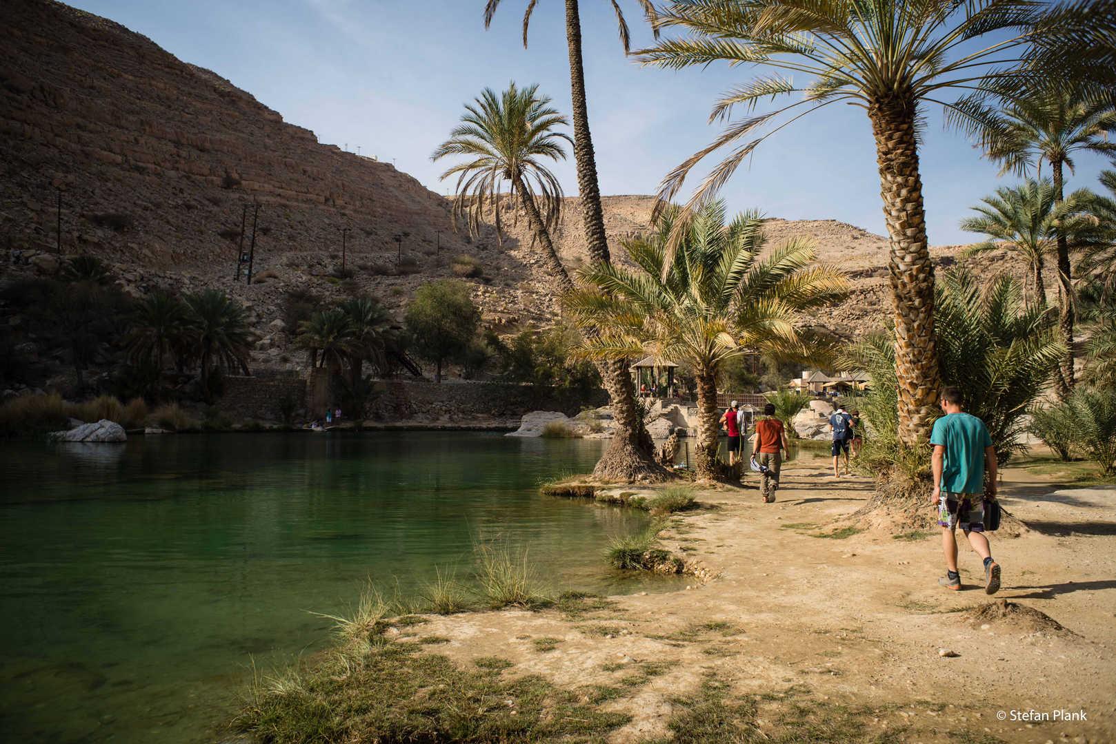 Traumhafte Wadis überall im Oman