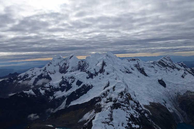 Die Cordillera Blanca