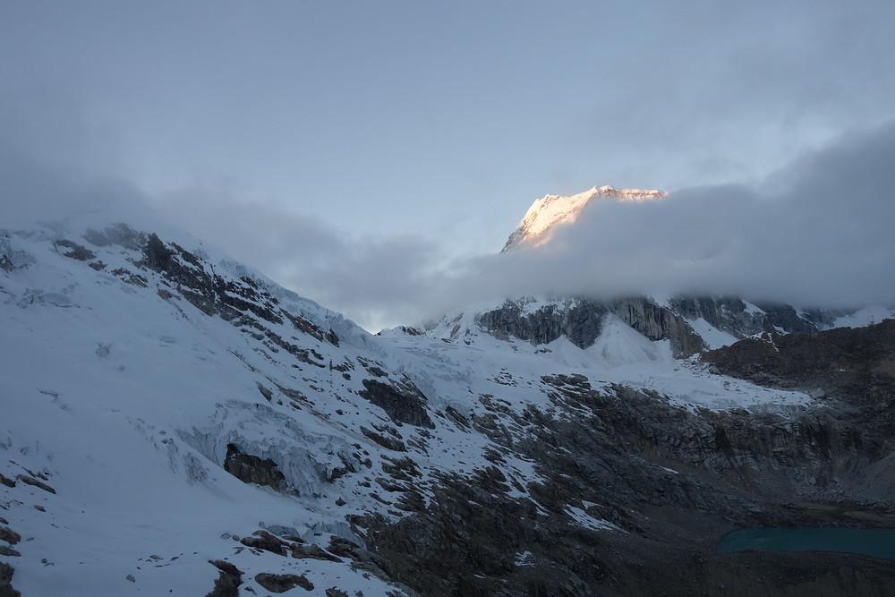 Peru Expedition Ishinca Cordillera Blanca Hochtour