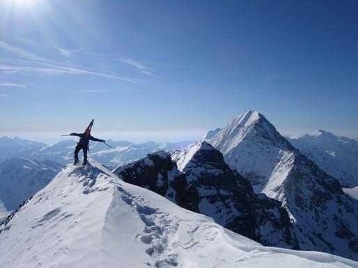 Zebru Nordwand (55° / III-)