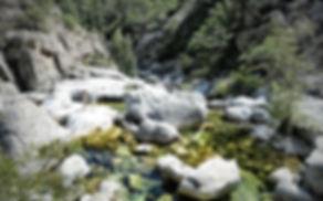 Korsika Klettern Canyoning