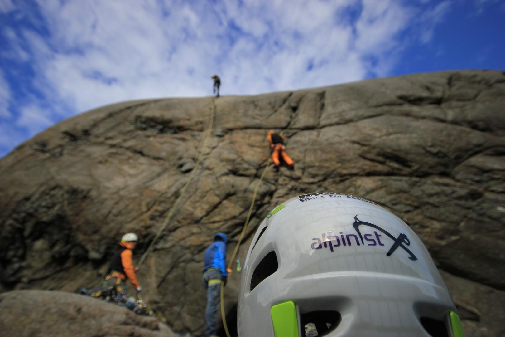 Das Projekt Alpinist