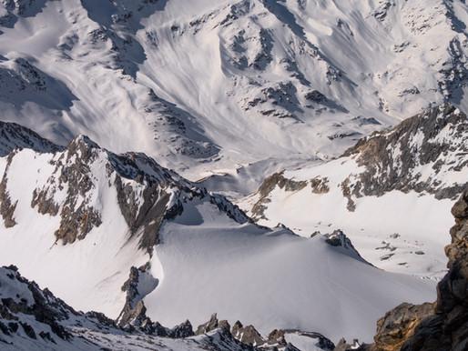 Königsspitze - Canale delle Pale Rosse