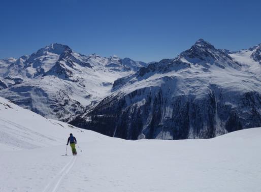 Pizzo Dosdé - Skitour