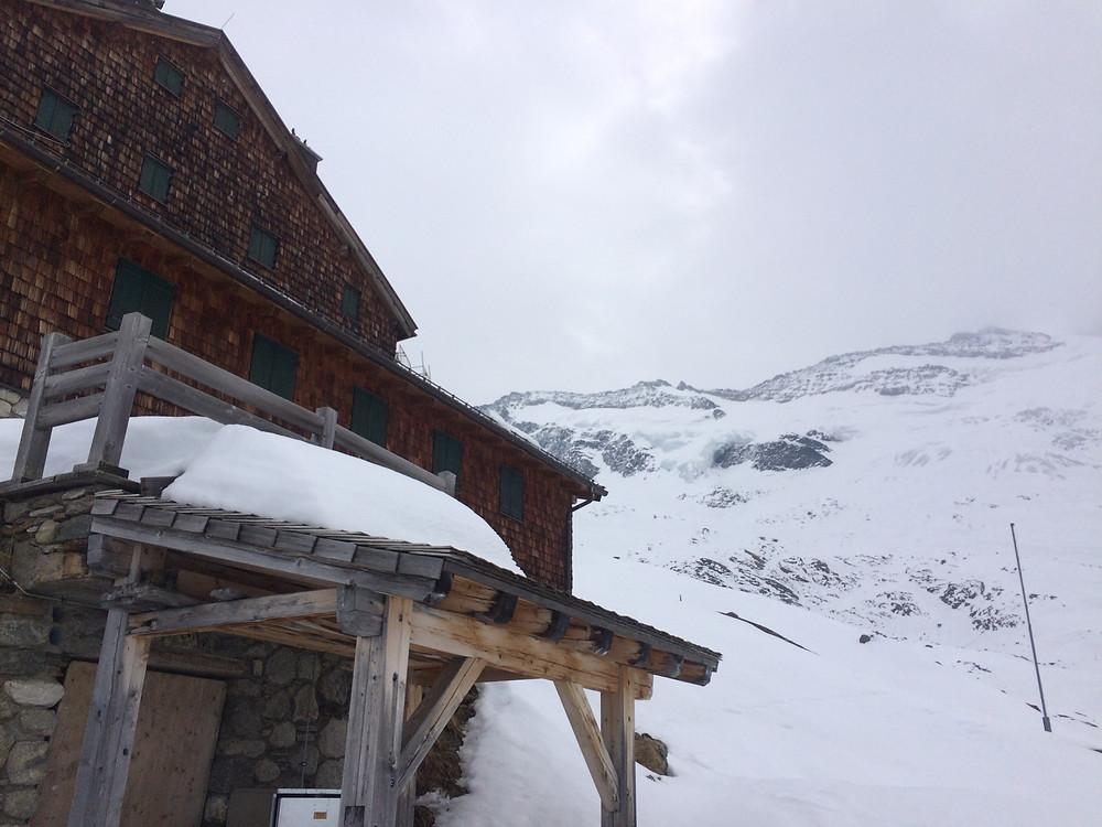 Skitour Ahrntal Skidurchquerung Simonyspitze Großer Geiger