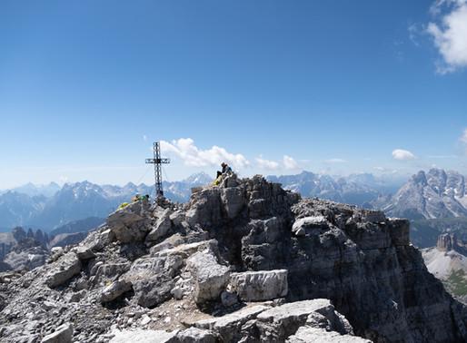 Dreischusterspitze - Normalweg (III)