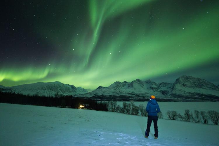 Nordlichter - ein mystisches Naturschauspiel