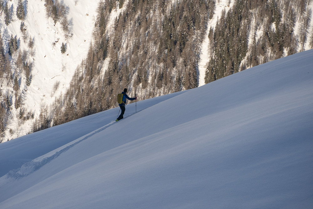 Skitour Sattelspitz Ahrntal