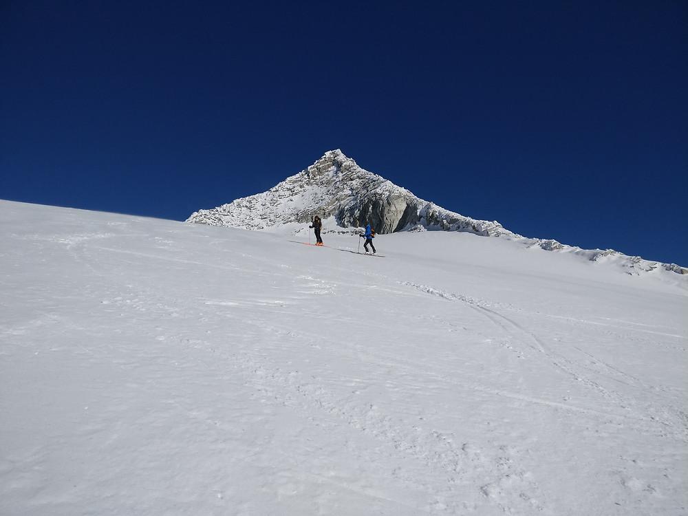 Skitour Hoher Weißzint Neveser Stausee