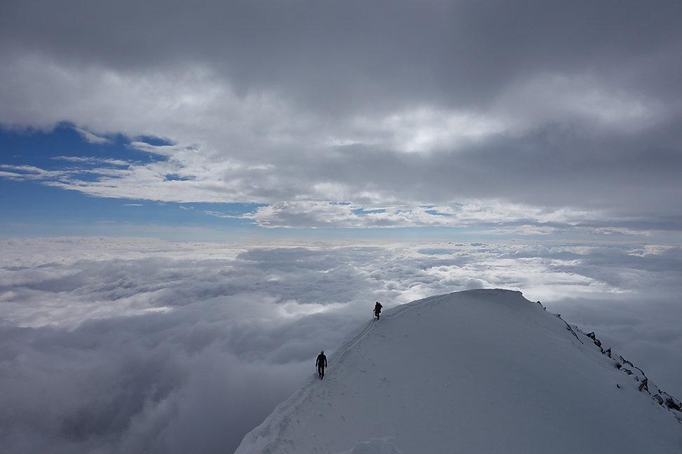 Südtirolalpin Wetter - Weissmieß - Eine Kaltfront trifft ein