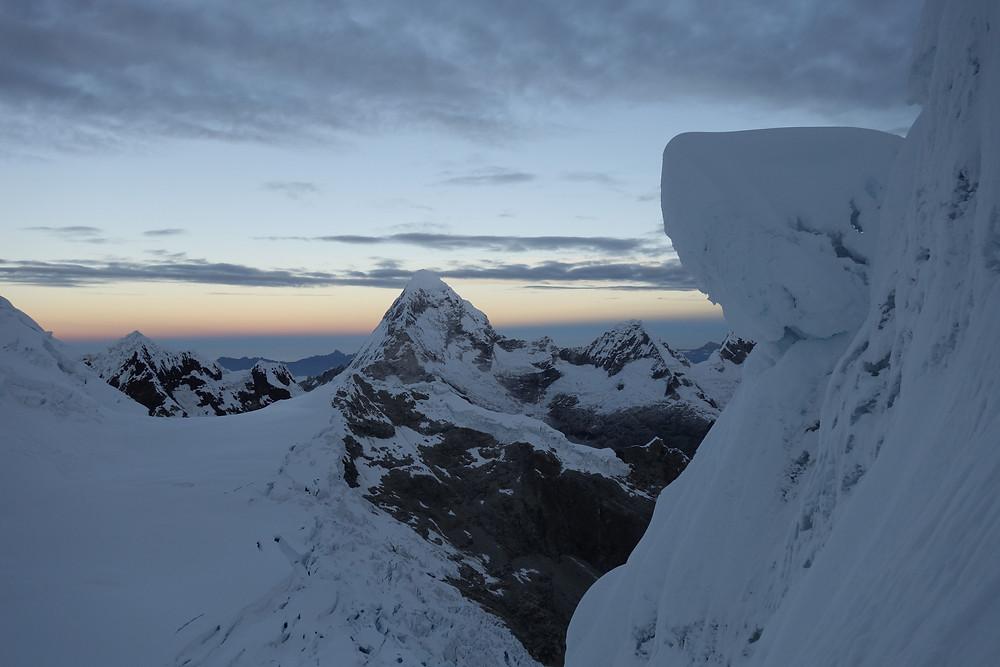 Alpamayo French Direct Peru Cordillera Blanca