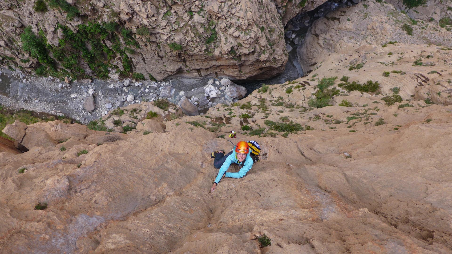 Klettern in Marokko