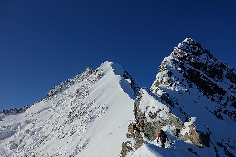 Südtirolalpin - Hochtouren Grundlagen