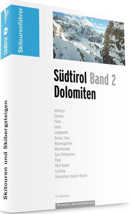 Panico Alpinverlag  Südtirol Band 2 - Dolomiten