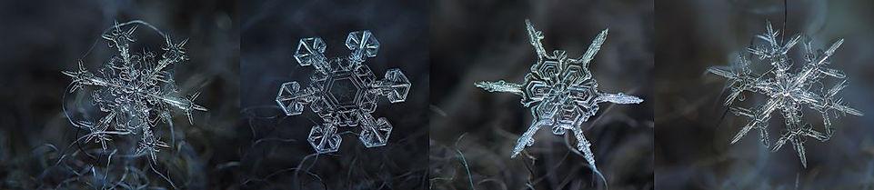 Schneeflocken - Südtirolalpin