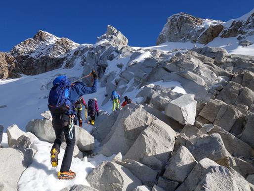 Urus Peak (5.495 mt.)