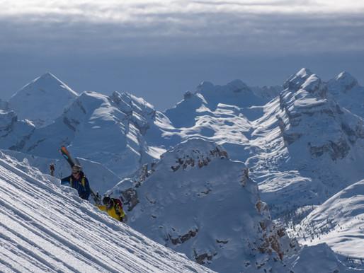 Eisengabelspitze - Skitour
