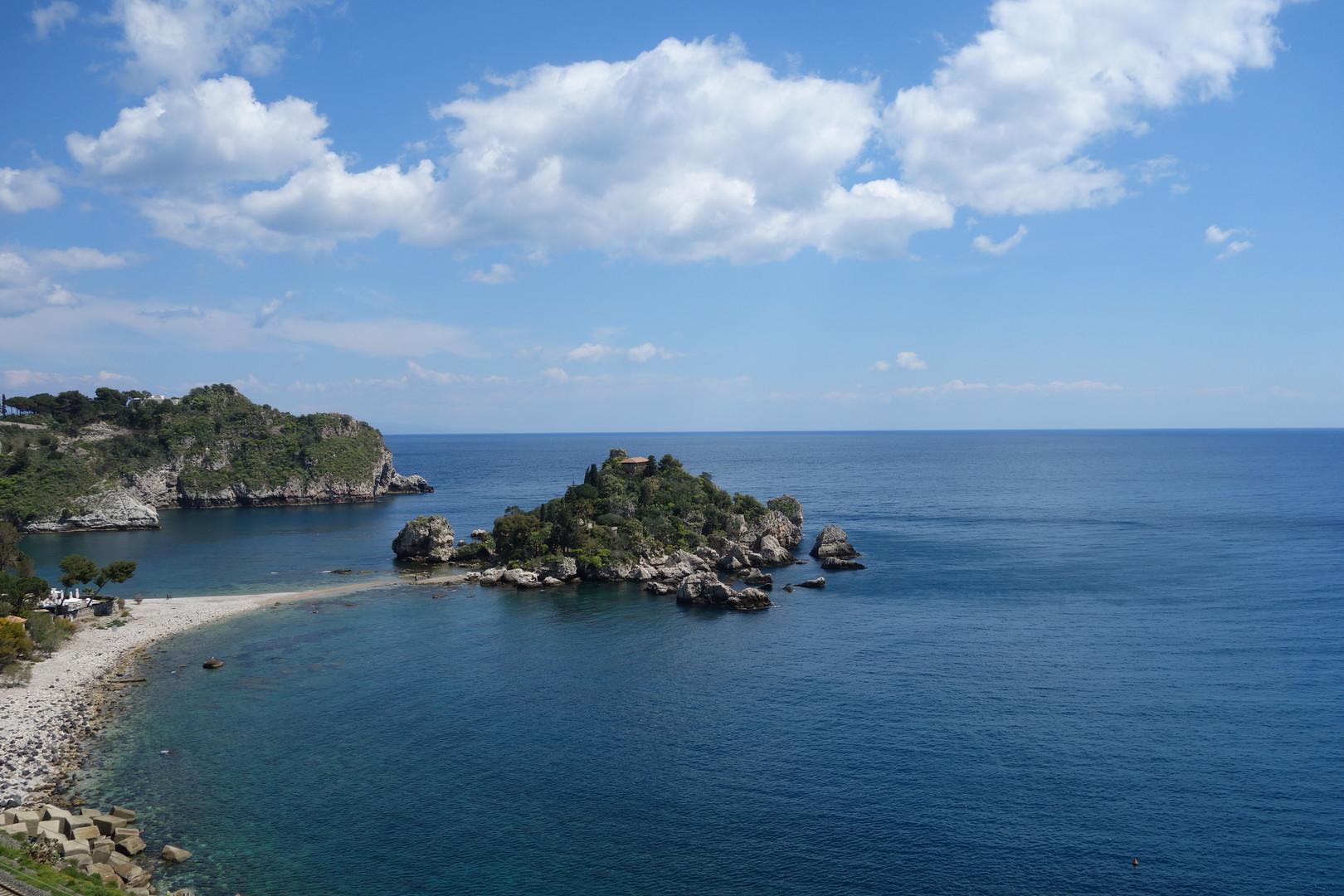 Isola Bella bei Taormina
