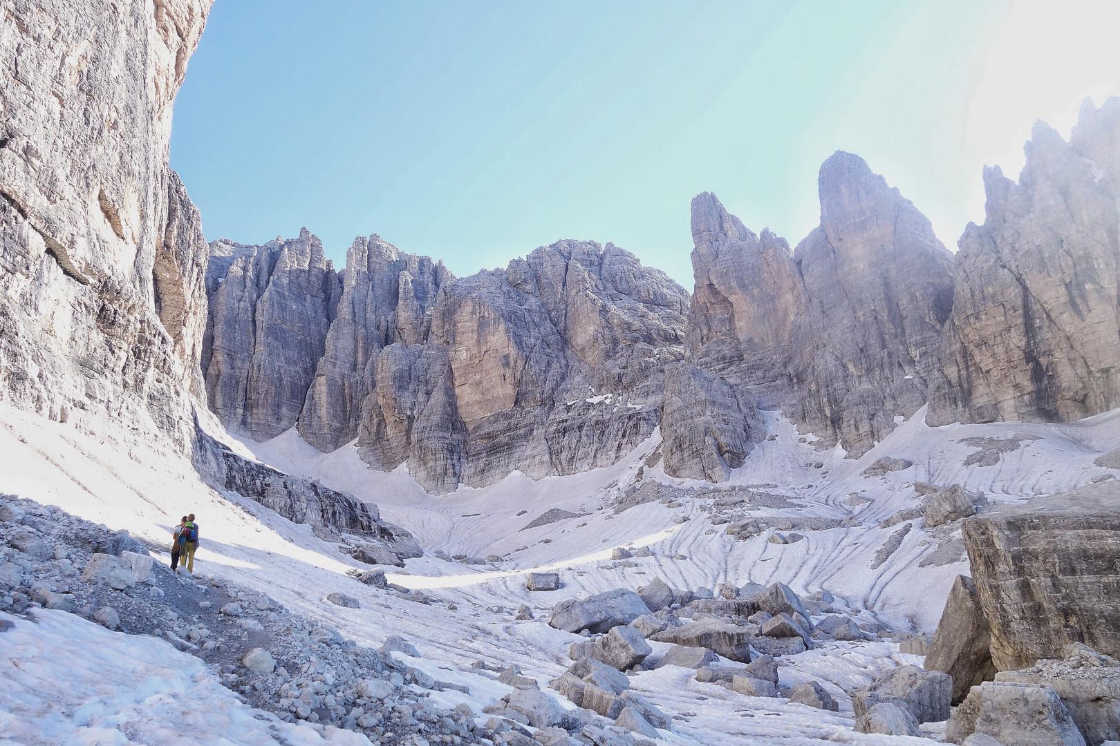 Alpinkletterparadies Brenta
