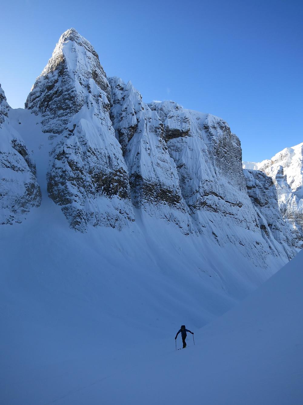 Skitouren Südtirol Dolomiten Bergführer