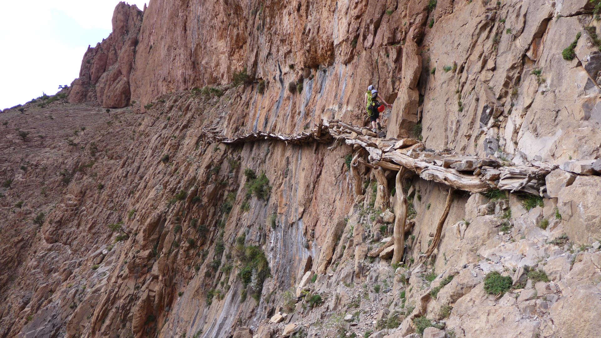 Die Steige der Berber
