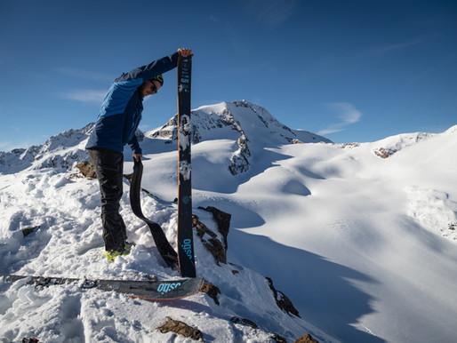 Weisskugel - Skitour