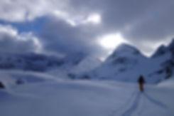 Südtirolalpin - Die erste Skitour