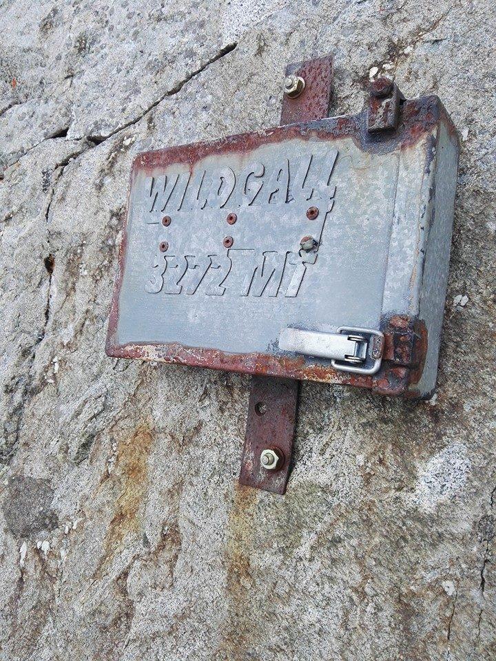 Wildgall Südwestgrat