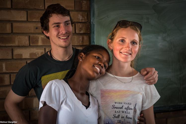 Beliebt bei den Südafrikanischen Kindern