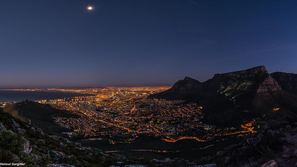 Südafrika Kapstadt Tafelberg Klettern Reise