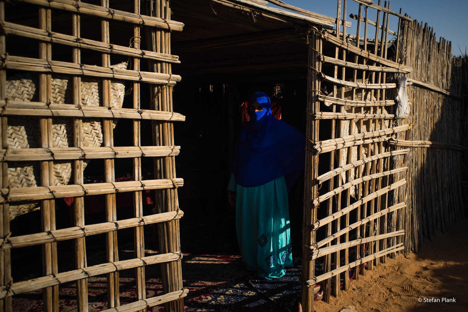 Nomaden in der Ramlat al Wahiba