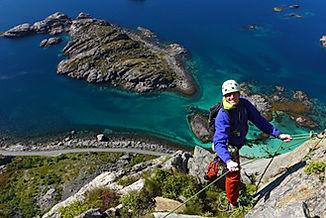 Klettern Lofoten