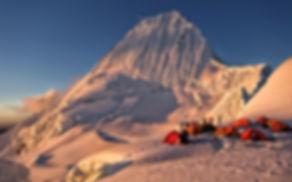 Peru Cordillera Blanca Expedition Alpamayo